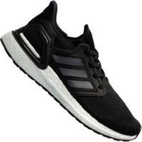 Tênis Adidas Ultraboost 20 - Masculino - Preto/Preto