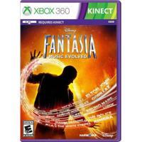 Game Xbox 360 - Disney Fantasia Music Evolved - Unissex