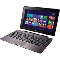 """Tablet Asus Transformer Pad Tf600T-1B078R - 2Gb - 32Gb - Quad Core T30L - Wi-Fi - Tela 10.1"""" - Windows 8 - Preto"""