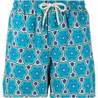 Peninsula Swimwear Short De Natação Palmarola M1 - Azul