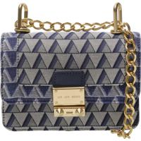 Crossbody Mini Jacquard Triangle Jeans | Schutz