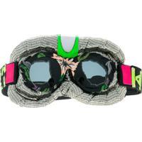 Kuboraum Óculos De Sol A2 Eye Couture Com Lentes Coloridas - Preto