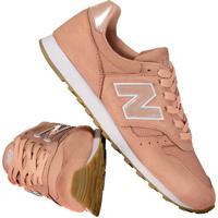 Tênis New Balance 373 Feminino Rosê