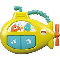 Brinquedo Musical - Submarino Amarelo - 15 Sons - Fisher-Price