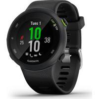 Relógio Garmin Forerunner 45 Monitor Cardíaco E Gps Preto