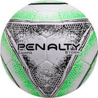 600fe33a9d Netshoes  Bola Futebol De Campo Penalty Storm C C - Unissex