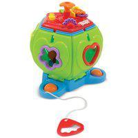 Brinquedo Didático Penta Formas 4011 Maral Com Som