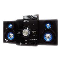 Micro System Lenoxx Sound Md-268 Dvd Player Rádio / Usb 70W Rms