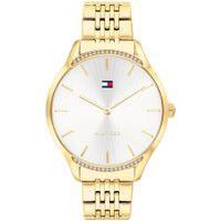 Relógio Tommy Hilfiger Feminino Aço Dourado - 1782211