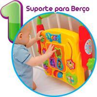 Andador Para Bebê Menino Com Som E 4 Funções Maral 3001 Maral3001