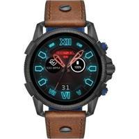 Smartwatch Diesel On Gen Dz Masculino - Masculino-Grafite