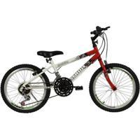 Bicicleta Infantil Athor Aro 20 Evolution 18 Marchas - Unissex
