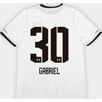 Camisa Sport Recife Ii 2018 Nº 30 Gabriel - Torcedor Under Armour Masculina - Masculino