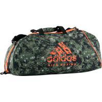 Bolsa Alça De Ombro Adidas Kick Boxing Camuflada Vd/Lr 65L