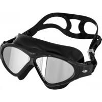 Óculos De Natação Mormaii Orbit - Adulto - Preto/Branco
