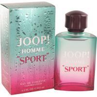 Joop Homme Sport Eau De Toilette Masculino 125 Ml