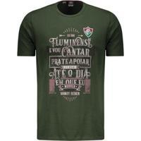Camiseta Fluminense Canto - Masculino