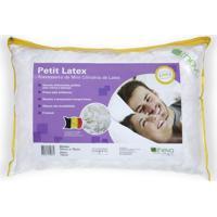 Travesseiro De Látex Petit Theva 50 X 70 Cm