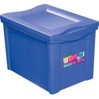 Caixa Organizadora- Azul- 30,5X42,5X30,7Cm- Ordeordene