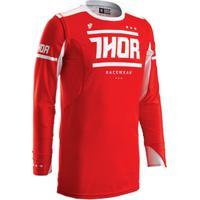 Camisa Para Motocross Thor Prime 16 Fit Squad - Masculino