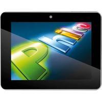 """Tablet Philco 8A-R111A4.0 Rosa - Tela De 8"""" - Arm Cortex A8 - 8Gb - Câmera De 2Mp - Ram 1Gb - Android 4.0"""