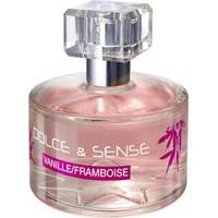 Perfume Feminino Dolce & Sense Vanille/Framboise Paris Elysees Eau De Parfum 60Ml - Feminino-Incolor