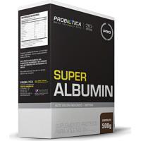 Super Albumin 500G - Probiotica - Unissex