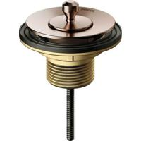 Válvula Para Lavatório Luxo Cobre Polido - Docol - Docol