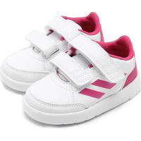 Tênis Adidas Menina Altasport Cf I Branco