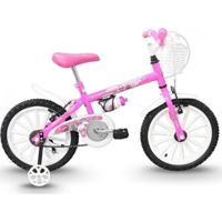 Bicicleta Track Bikes Monny Infantil Aro 16 - Unissex