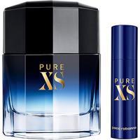 Kit Perfume Paco Rabanne Pure Xs Masculino Edt 50Ml + Travel Spray 10Ml - Masculino