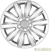 Calota Aro 15 Volkswagen - Grid - Polo/Spacefox 2010 Em Diante - Fox 2010 Até 2014 - Fox 10/14 - Cada (Unidade) - 119Cp