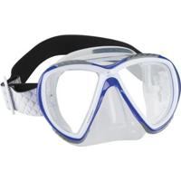 Máscara Mergulho Seasub Confort - Unissex-Incolor+Azul