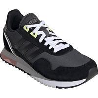 Tênis Adidas 8K 2020 Feminino - Feminino-Preto+Cinza