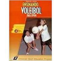 Ensinando Voleibol 2ª Edição - Unissex