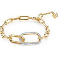 Bracelete Time Em Metal - Ouro