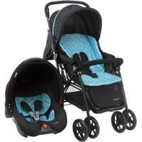 Carrinho De Bebê Com Bebê Conforto Voyage Travel System Status 0 A 15Kg - Unissex
