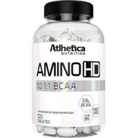 Amino Hd 10:1:1 Recovery - 120 Tabletes- Atlhetica Nutrition - Unissex