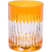 Copo De Cristal Lodz Para Licor De 120 Ml – Âmbar