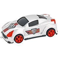 Carrinho Sport Turbo Silver - Unissex-Branco