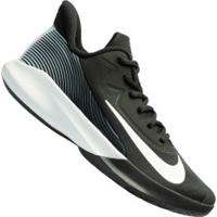 Tênis Nike Precision Iv - Masculino - Preto/Branco