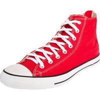 7324999009 Tênis Converse All Star Ct As Back Zip Hi Vermelho