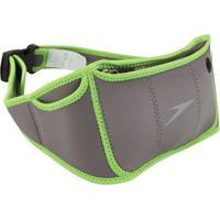 Pochete Speedo Slim Fit - Unissex-Cinza+Verde