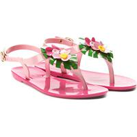Sandália Infantil World Colors Cake Tropical Feminina - Feminino-Pink+Rosa