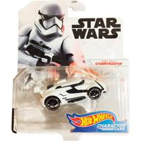 Carrinho Star Wars Hot Wheels Stormtrooper - Mattel