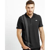 Camisa Polo Puma Bmw M Striped - Masculino 6c81b3aefc99a