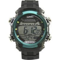 Relógio Masculino X Games Xmppd408 Bxpx - Unissex-Preto
