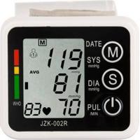 Medidor Eletrônico De Pulso Pressão Arterial Automático Display - Unissex