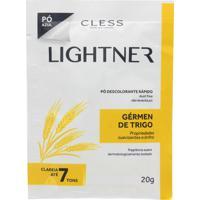 Pó Descolorante Germém De Trigo Lightner 20G
