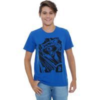 Camiseta Juvenil Guardiões Da Galáxia Marvel